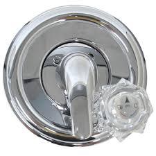 tub shower trim kit for delta in chrome