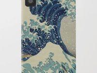 Phonecase: лучшие изображения (23)   Японское искусство ...