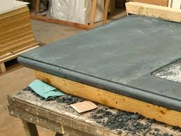 how to do concrete countertops in place pour in place concrete cast in place concrete countertops