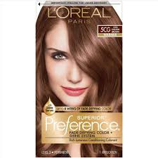 Age Perfect Hair Color Chart 56 Unexpected Loreal Hair Highlights Shades