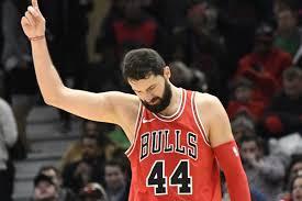 nikola mirotic dunk. Perfect Dunk Poll Will The Utah Jazz Trade For Nikola Mirotic In Dunk
