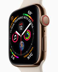 redesigned apple watch series 4