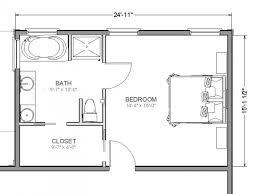 Master Bedroom Suite Floor Plans Master Bedroom Addition Floor Plans Suite Over Garage And Cost