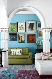 blue living room ideas blue paint