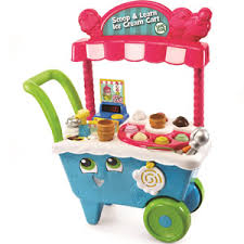 2-5 LeapFrog Scoop \u0026 Learn Ice Cream Cart Best Gifts And Toys For 2 Year Old Boys 2018