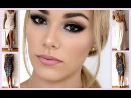 makeup tutorial dazedandbeautiful you grwm get ready with me wedding guest goŚĆ Ślubny emilia jurek