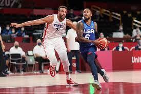 U.S. Olympic Basketball Team Lose