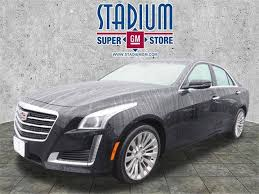 2016 Cadillac Cts 2 0t Luxury Collection For Sale In Salem Oh Stadium Chevrolet Buick Gmc Cadillac Inc Vindy Wheels