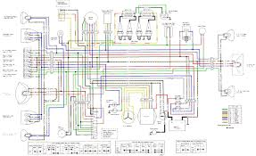 kawasaki kz wiring diagram wiring diagrams and schematics 81 39 kz1000 cut up harness kzrider forum kawasaki