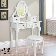 mini furniture. Meja Rias Mini Oval Furniture Terbaru E