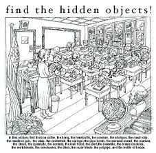 Play free online hidden object games for kids now! Funism By Norm Magnusson Find The Hidden Objects Hidden Pictures Hidden Picture Puzzles