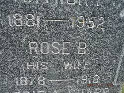 Rose Bell Sharp (1878-1918) - Find A Grave Memorial