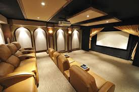 custom home theater. Fine Home Home Theater Intended Custom Theater Lifewire