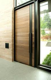 modern front door orange. Modern House Door An Orange Marks The Entry Of This Design Favorite With Pictures Front