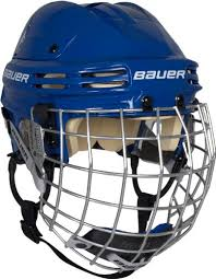 Bauer 4500 Helmet Size Chart Bauer 4500 Combo Adult Helmet With Face Guard Amazon Co Uk