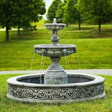 large outdoor water fountains large outdoor water fountain maintenance