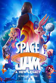 Episode 322 - Space Jam: A New Legacy