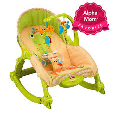 Best Baby Bouncers & Rockers | Alpha Mom