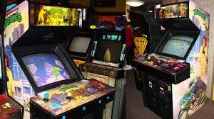 Ninja Turtles Arcade Cabinet Tmnt Arcade Cowabunga Youtube