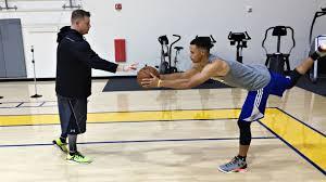 NBA: Inside the unorthodox training routine of Golden State ...