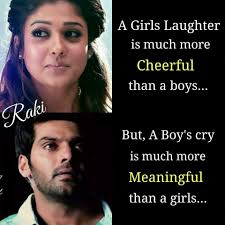 Image Result For Raja Rani Tamil Movie Quotes Bollywood
