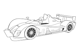 Small Picture Amazing Race Car Coloring Pages Cool Book Gall 3678 Unknown