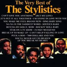 image for the best of the stylistics
