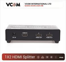 Каталог продукции / Аппарат для кабелей / <b>HDMI</b> разветвитель и ...