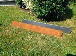 flexable garden edging flexible garden edging pack steel lawn edging metal fence border driveway cm high flexable garden edging