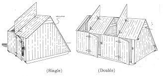 plans for hog houses