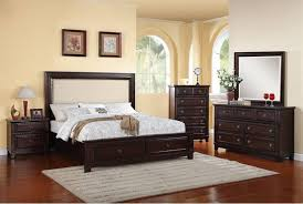 harwich bedroom set with upholstered headboard