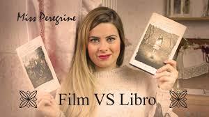 LIBRO VS FILM: Miss Peregrine - La casa dei ragazzi speciali - YouTube