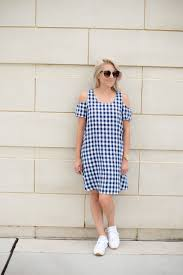 Summer and Style: Dresses and Sneakers
