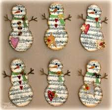 Paper Shapes For Christmas Crafts Decorations 2 By ToastyHugs Christmas Music Buttons For Crafts