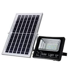 Solar Charging Light 25w 42 Led Solar Power Light Dusk To Dawn Sensor Floodlight Outdoor Security Lamp