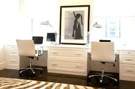 dual desks home office. dual desk home office furniture view in gallery how chic is this desks