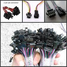 online buy whole 4 pin jst connector from 4 pin jst 5pairs 2 3 4 5 pin jst connector 2 x 10cm 2pin male female sm