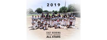 East Redding Little League Baseball Home