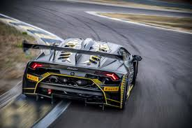 2018 lamborghini super trofeo. unique super a new central fin has been added to the engine cover in order clean up  airflow over rear it is joined by a intake that sits on caru0027s  to 2018 lamborghini super trofeo