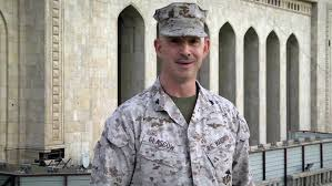 DVIDS - Video - Marine Colonel Doug Glasgow holiday shout out