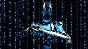 Robot Wallpaper 4K (Page 6) - Line.17QQ.com