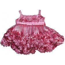 3 24mo Infant Bonaz Mesh Bubble Dress By Bonnie Jean