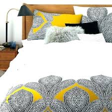mid century duvet cover designs modern covers