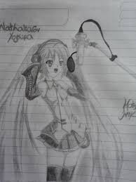 mis dibujos a lápiz estilo manga anime anime solo para dibujar searching