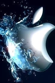 apple logo art white wallpaper full hd free de 10255 wallpaper