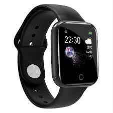 Đồng hồ thông minh RBI5 giao diện đẹp, hiển thị tin nhắn tiếng Việt, có thể  thay dây - Hàng nhập khẩu