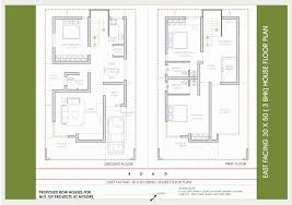 glamorous 30 50 house plans east facing awesome duplex house plans 40 50 site