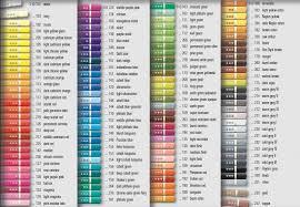 Faber Castell Polychromos Color Chart Faber Castell Polychromos Color Chart Google Search