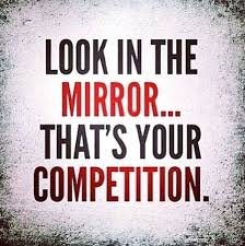 Christian Athlete Quotes Best Of Inspirational Athlete Quotes And Look In The Mirror Your Competition