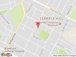 2 Bedroom Apartment For Rent: 67 North Park St., Brantford